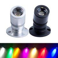 3W утопленные дайневые светильники кабинета министров Mini Spot Light 85-265 Downlight ювелирные изделия Show включают светодиодный драйвер потолочные светильники лампы