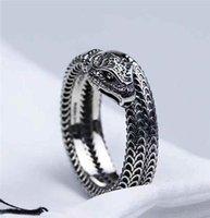 2021 joyas / mujeres moda anillo de lujo pareja de oro S925 caja de regalo pulida alta G116688