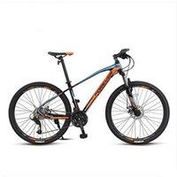 Mountain Bicycle Cross Country Lega di alluminio Doppio assorbimento 30 Variabile Variabile per Adulti maschili Biciclette