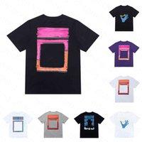 Hohe Quanlity-T-Shirt Männer Frauen Kurzarm Designer T-Shirt Designer Sommer T-shirts Casual T-Shirt-Größe S-3XL