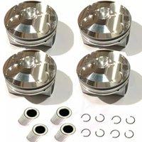 P5Y1-11-SA0 P5Y111SA0 Moteur Pistons W Pins P5Y111SA0 pour Mazda M2 M3 P5Y1 P5Y7 P5Y8 1.5L 13-17