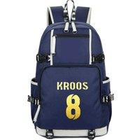 배낭 tk toni kroos daypack 독일 팀 팬 schoolbag 축구 배낭 satchel 학교 가방 컴퓨터 데이 팩