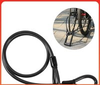 Bike Locks WEST BIKING Bicycle Safety Anti-theft Cable 1.2m Universal Motorcycle Mtb Road Lock Rope Cycling Accessories