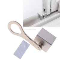 Carriers, Slings & Backpacks Move Window Child Safety Lock Sliding Windows Security Sash Stopper Dropship
