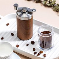 Manual Coffee Grinders Tempered Glass Timemore C2 Bean Hand Grinder Beans Grinding Machine Grain Mill