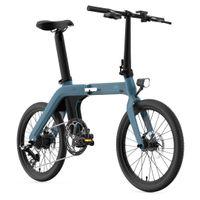 Fiido D11 Electric City Bike Two Räder Elektrik Fahrräder 20 Zoll 36V 250W 25km / h Lightweight Electric-Bicy-Erwachsene US-Bestände