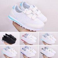 Bebek Cortez Çocuk Koşu Ayakkabıları Deri Siyah Beyaz Kırmızı Çocuk Toddler Rahat Eğitmenler Erkek Kız Sneakers TD Bebek