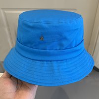 Luxurys дизайнеры ведро шляпа мужские и женские досуги моды солнца шляпы на открытом воздухе путешествия солнцезащитный крем рыболова кепка 3 цвета