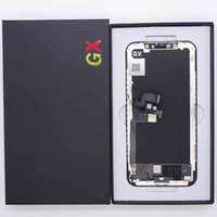 GX OLED Display for iPhone X LCD Screen Panels Digitizer Assembly Replacement