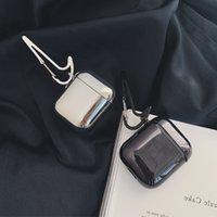 Modo Galvanik Headphones Caso para Airpods 1 2 PRO Cover Par Hakes Keychain Silicon Sem Fio Bluetooth Capa de Proteção Bluetooth