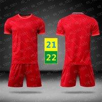 EE.UU. FAST 21 22 Jerseys de fútbol Fútbol seco rápido de manga corta de manga corta jersey para hombre deporte deportivo para niños uniformes niños entrenamiento camiseta 2021 2022 con logo # lwpz-21b1