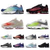 Nike Air Max Tn 3 Tuned Airmax Plus 2 Retro Big Size Us 12 트레이너 남성용 여성용 운동화  Radiant Red Tuned III 트리플 블랙 화이트 Tns Bright Neon II Hasta   남성 여성 스포츠 스니커즈 EUR 36-46   신발