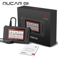 ThinkCar Mucar CS4 자동차 진단 도구 전문 OBD2 스캐너 오일 / EPB / SAS / TPMS 재설정 ABS / SRS / ECM / TCM 시스템 수명 무료