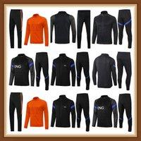21 22 Erwachsene Netherlands Fußballjacke de Jong Trainingsanzug 2021 Deligt Chandal Virgil Football Jersey Memphis Trainingsanzüge Sports tragen