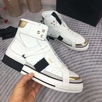 최고 품질 남성 여성 캐주얼 신발 기술 트레이너 Mens Womens 패션 쌍 야외 플랫폼 트레이너 운동화 상자 크기 36-46 EUR Shoe10 11