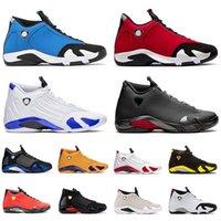 2020 Jumpman Mens Basketball обувь 14 14s Gym Красный ретро университет Золотой Spm Черный Синий AIR Doernbecher Мужчины Кроссовки Кроссовки Размер США 13