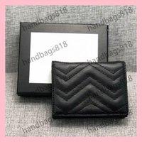 mens gg wallet purses womens wallet wallet Mode Stil Männer Brieftasche Portafoglio Klassische Luxurys Designer Wallet Portafoglio Uomo