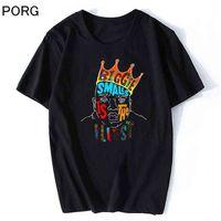 Biggie Smalls Notorious Big T Shirt Hommes Haute Qualité Esthétique Coton Cool Vintage T-shirt Harajuku Streetwear Hip Hop T-shirts 210714