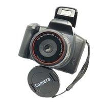 Dijital Kameralar XJ05 Kamera Kamera SLR 16X Zoom 2.8 inç Ekran 3MP CMOS Max 16MP HD 1080P Video Destek PC