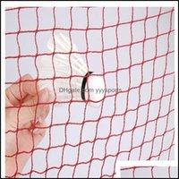 Badminton Racquet Sports OutdoorsBadminton Net Net Standard Outdoor Famílio Moldura Dobrável Simples Conjuntos de Jogo Portátil Gota entrega 2021 JKBAE