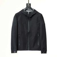Mens Designers Jacket Coat Sports Fashion Jackets Sweatshirt Hoodie With Long Sleeve Zipper Windbreaker Men Clothing Hoodies Tops Asian size