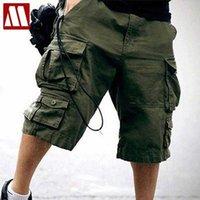 Chegada de verão Mens Cargo Shorts, calças curtas de algodão Designer Calças de camuflagem 11 cores tamanho s M XL XXL XXXL C888 T200414
