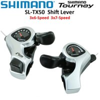 Rower DerailLeurs Tourney SIS SL TX50 Dźwignia zmiany rowerowej 3 * 6s 3 * 7s 3V Left 6V Prawe 7V 18 21 Pary Szybkość Monetki Przekładnia Kabel