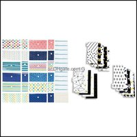 Gift Event Festive Party Supplies Home Gardengift Wrap 2 Set Budget Envelopes Plastic Cash Envelope System For Money Savings With Sheets - 2