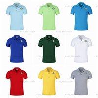 Seattle Kraken Tees Polo Chemise Casual Business Fan Custom Courte Manches T-shirt Classic Vêtements Summer Street Fashion B98