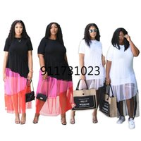 Ethnic Clothing XL-5XL 2021 Summer Sexy Evening Party Dress African Clothes White Black Robe Dresses For Women
