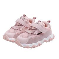 Menino sapatos casuais meninas rosa viajar varejo crianças respirável bebê criança para 0-2 ano velho zh60 atlético ao ar livre