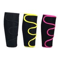 منصات الساق قابل للتعديل الأكمام مرونة مع دعم حامي هدفين لكرة القدم كرة القدم تدفئة الذراع الكرة الطائرة
