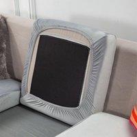 Cushion Decorative Pillow 3pcs Accessories Detachable Office Polyester Elastic Home Decor Reusable Washable Living Room El Soft Sofa Cushion