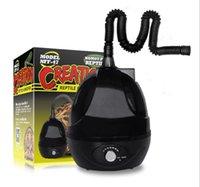 Temperature Instruments 2.5L Reptile Humidifier Fogger for Amphibians Reptiles US Plug 110V Spray by sea no tax