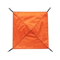 Tents And Shelters Tent Tarp Rain Travel Sun Shelter Anti UV Beach Lightweight Waterproof Cloth Outdoor Camping Roof Cover Portable Cano