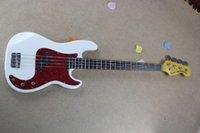 Dhgate New Precision 4 String베이스 전기베이스 기타 !!