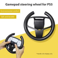 Game Controllers & Joysticks Gaming Controller Steering Wheel Gamepads Racing Games Accessories Driving Handle For PS5