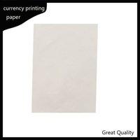 Papierprodukte 216 * 279mm Printinng 75% Baumwolle 25% Leinenpass Gefälschter Stift Test Papier Hohe Qualität Verkauf in US {Kategorie}