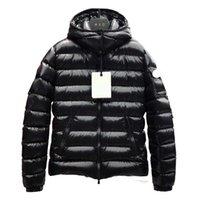Womens Monclair Down Jacket Mantel Kapuze Oberbekleidung Wasserdichte Windjacke Dicke Kleidung