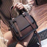 LEFTSIDE Vintage New Handbags For Women 2020 Female Brand Leather Handbag High Quality Small Lady Shoulder Bag