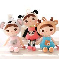 50cm Soft Plush Toys Lovely Stuffed Animals Metoo Doll Cartoon Panda Dolls Brinquedos For Baby Birthday Christmas Gifts