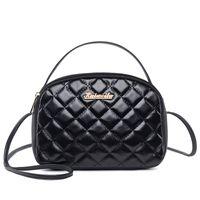 2021 New Luxury Fashion Womens Bags Womens Bag 2021 Practical Diamond Quilted Handbag Shoulder Messenger Bag