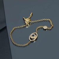 T APM devil's Eye Bracelet women's lucky eyes personality elegant style fashion jewelry gift