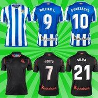 ريال سوسيداد 2021 كرة القدم جيرسي كوبا ديل ري الثالث Oyarzabal X Prieto Portu 3rd David Silva Odegaard Juanmi 20 21 Camiseta de Futbol Football Commet