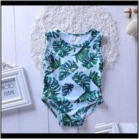 قطعة واحدة إجازة ملابس السباحة الاطفال الطفلات tankini بيكيني ملابس السباحة المايوه الأخضر الصيف لطيف قطعتين أو قطعة واحدة مجموعة الملابس 9itu5