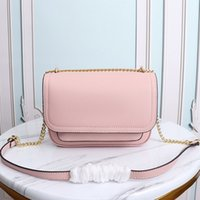 Handtasche Luxurxys Designer Mode Frauen Gute Farbe Schulter Handtaschen Crossbody Bag Play Party Solid Tragetasche Taschen LJQFQ