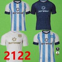 21/22 Arjantin Yarışı Club de Avellaneda Jersey 21 22 Bou 7 Fernández 8 Centurión 10 Futbol Gömlek Top Quali Formaları