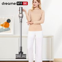 Dreame V11 SE Handheld Wireless Vacuum Cleaner Smart Cleaning 25000Pa Powerful Suction LED Display Dust Collector Carpet Cleaners