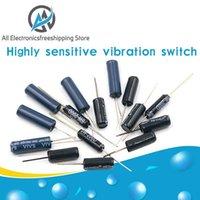 Smart Home Control 10PCS Tilt Switch SW-520D SW-420 SW-200 SW-58010P SW-18020P SW-18015P SW-18010P Vibrationsgivare Metallkula