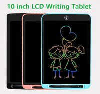 10 pollici LCD scrittura tablet colorato disegno digitale tablet tablet tablet tablet tablet portatile tablet scheda ultra-sottile con penna